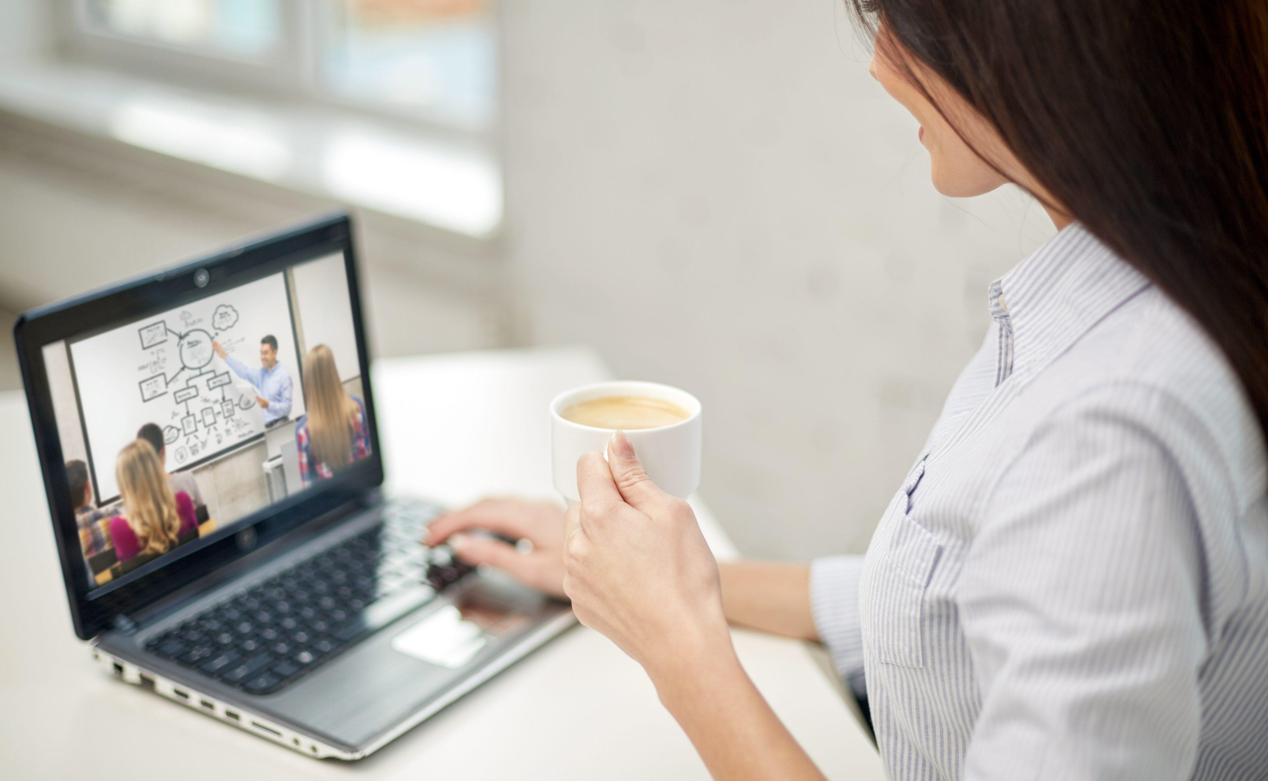 Weiterbildung trotz Corona-Pandemie *** Online-Training statt Präsenztraining bei eo ipso