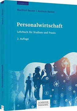 Neue Buchveröffentlichung: Personalwirtschaft – Lehrbuch für Studium und Praxis